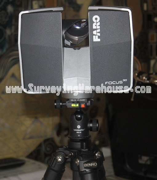 faro focus 3d s120 laser scanner surveying warehouse. Black Bedroom Furniture Sets. Home Design Ideas
