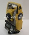 "Topcon ES-103 3"" Prismless Wireless Total Station"