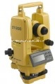 Topcon DT-207 Electronic Digital Theodolite