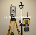 "Spectra Precision 2 ""Sec Focus 30 Robotic Total Station Survey Pro TSC2 Trimble"