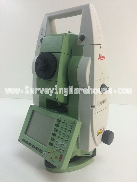 leica robotic total station manual