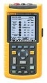 Fluke 125 Industrial ScopeMeter 40 MHz and SCC120 Kit