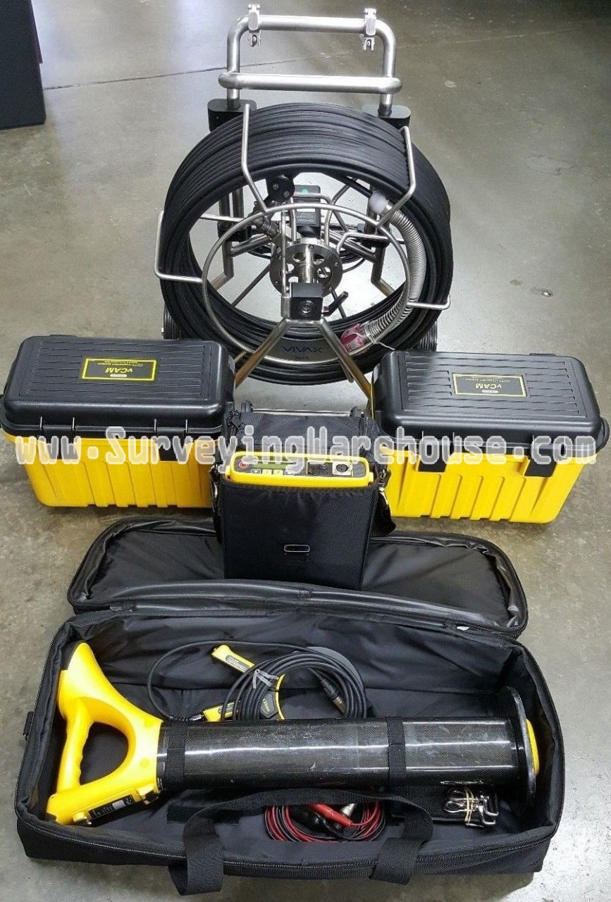 Sewer Camera For Sale >> Vivax Metrotech Vcam 5 Sewer Camera Surveying Warehouse