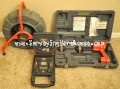 Ridgid Seesnake DVDPak2 Inspection Camera Monitor